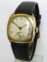 Gents 1940s Cyma Wrist Watch