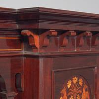 Victorian Inlaid Mahogany Side Cabinet by Gillows (3 of 13)