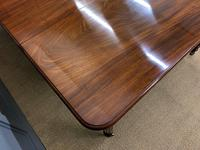 Gillows Style Regency Mahogany Dining Table (16 of 22)