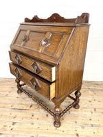 Early 20th Century Antique Bureau (8 of 9)