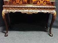 Outstanding Marquetry Cabinet on Stand (2 of 16)