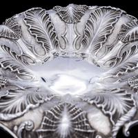 Georgian Solid Silver Tazza / Dish / Bowl - Charles Reily & George Storer 1833 (4 of 27)