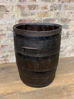 Grape Picking Wooden Barrels (3 of 6)