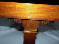 Scottish Late Regency Mahogany Writing Table (6 of 8)