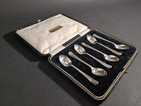 Set of George V Silver Coffee Spoons (4 of 5)