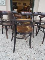 Set of  Eight Antique Bentwood Armchairs (3 of 4)