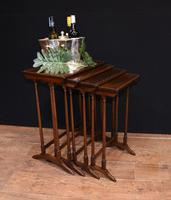 Regency Nest of Tables Antique Circa 1920 (8 of 8)