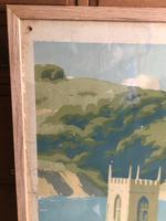 Devon Great Western Railway Poster by Alker Tripp 1930s (3 of 7)