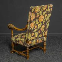 Pair of Throne Chairs (5 of 11)