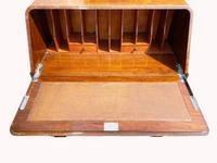 A Burr Walnut Art Deco Bureau (3 of 7)