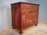 18th Century Walnut Chest of Drawers (6 of 11)