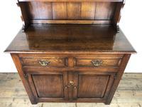 Early 20th Century Oak Dresser (8 of 15)