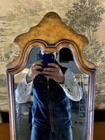 Georgian Walnut Dressing Mirror (3 of 6)