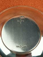 Vintage Sterling Silver Hallmarked Trinket Bon Bon Dish 1961 Walker & Hall Sheffield (6 of 8)