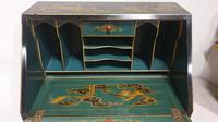 Outstanding Chinoiserie / Laquered Bureau (13 of 15)