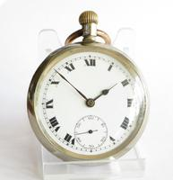 Antique 1920s Omega Pocket Watch (2 of 6)