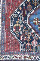 Old Khamseh tribal carpet 260x186cm (2 of 7)