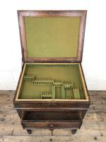 Early 19th Century Oak Box on Stand (2 of 12)