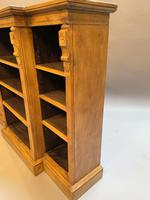 Victorian  Breakfront Bookcase (6 of 11)