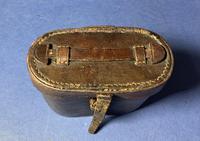 Victorian Brass Binoculars with original leather case (17 of 19)