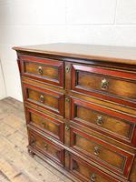 Vintage Oak TV Cabinet Chest (4 of 9)