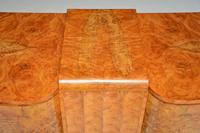 1930's Art Deco Burr Walnut Sideboard by Hille (8 of 12)