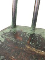 Unusual Primitive Style Painted Stick Chair (7 of 10)