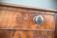 19th Century Mahogany Side Table (5 of 9)