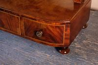 19th Century Mahogany Dressing Table Mirror with Three Drawers (5 of 21)