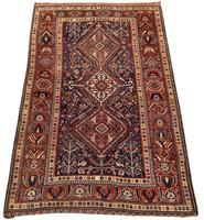 Antique Qashqai Rug (2 of 16)