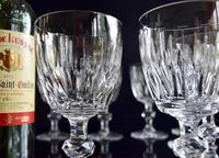 10 Val Saint Lambert Charles X Water Goblets (5 of 5)