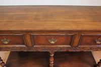 Quality Oak Sideboard Dresser Base (9 of 11)