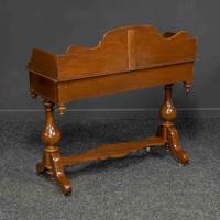 Victorian Mahogany Washstand (4 of 9)