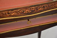 Antique French Inlaid Rosewood Bijouterie Display Table (14 of 15)