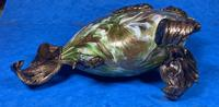 20th Century Italian Murano Glass Gold Lustre Fish (10 of 12)