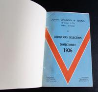 1936 Rare Christmas Confectionery Trade Catalogue for John Wilson Birmingham (3 of 4)
