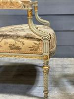 Super Pair of French Upholstered Armchairs (26 of 26)