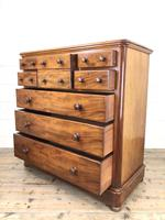Large Antique Mahogany Chest of Drawers by Maple & Co (10 of 13)