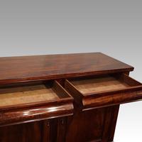 Victorian Mahogany Chiffonier Sideboard (7 of 7)