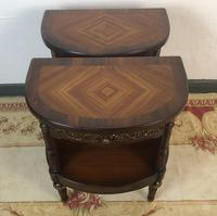 French Empire Style Cabinets Bedside Tables (14 of 16)