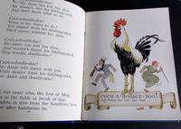 1930 Nursery Rhymes Illustrated by Jack Orr,  Rare Paramount Series (4 of 7)