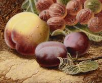 "Oil painting by Oilver Clare ""Gooseberries"" (2 of 5)"