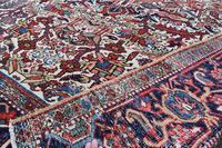 Old Heriz Carpet 309x214cm (9 of 9)