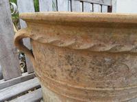 Terracotta Decorative Planter Mid 20th C (5 of 10)