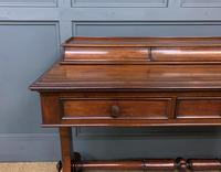 Early Victorian Mahogany Side Table (5 of 17)