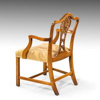 Most Elegant Set of Eight (6+2) Early 20th Century Chippendale Style Mahogany Framed Chairs (2 of 11)