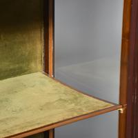 Antique Chinese Chippendale Mahogany Display Cabinet (7 of 13)