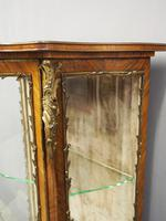 French Rosewood Vitrine by Thomas Justice & Sons (9 of 14)
