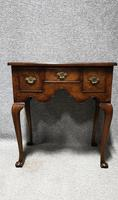 Burr Walnut Lowboy (9 of 13)