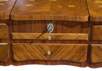 Suite of French Walnut & Floral Marquetry (6 of 20)